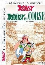 ASTERIX LA GRANDE COLLECTION - ASTERIX EN CORSE - N 20
